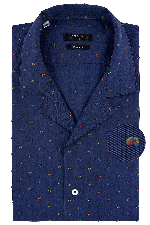 Camicia Delsiena coll. 68 - Etichetta Blu