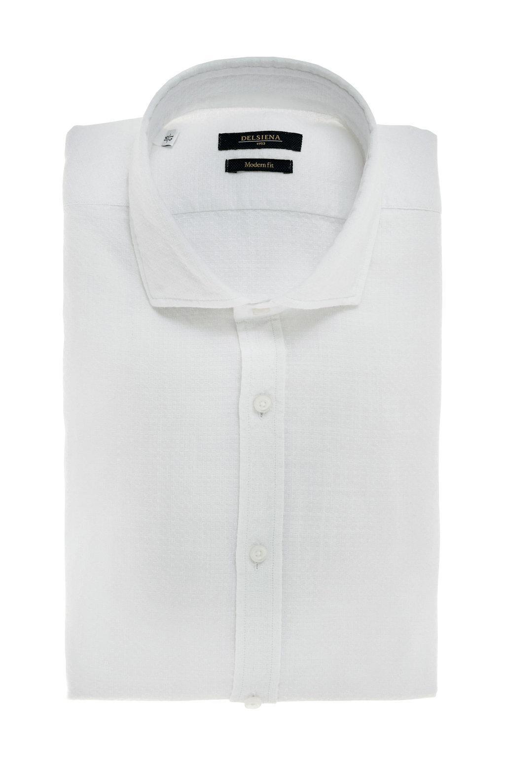 Camicia bianca Delsiena
