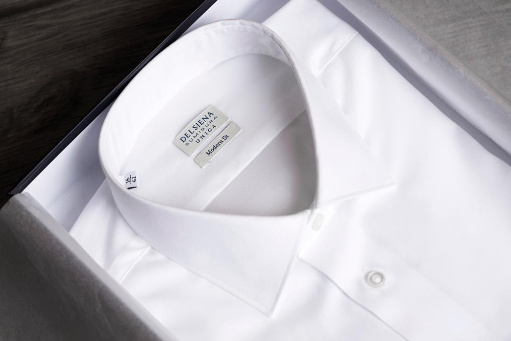 camicia delsiena unica su misura