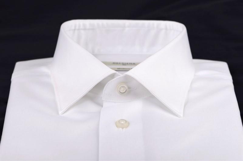 camicia delsiena collo italiano